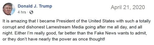 2020_04 23 Trump media