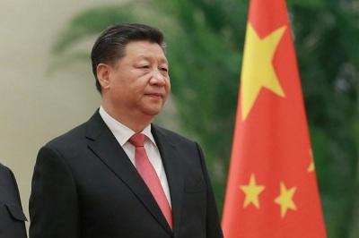 Timeline Xi Jinping