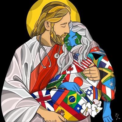 2020_05 09 Jesus