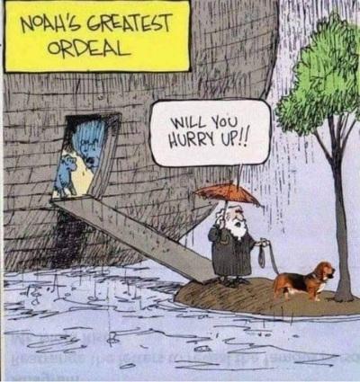 2020_05 09 Noah's ordeal