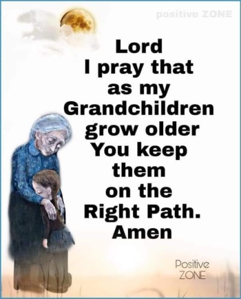 2020_05 14 pray for grandchildren