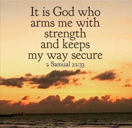 2020_05 19 God arms me