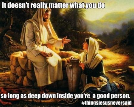 2020_05 20 Jesus never said