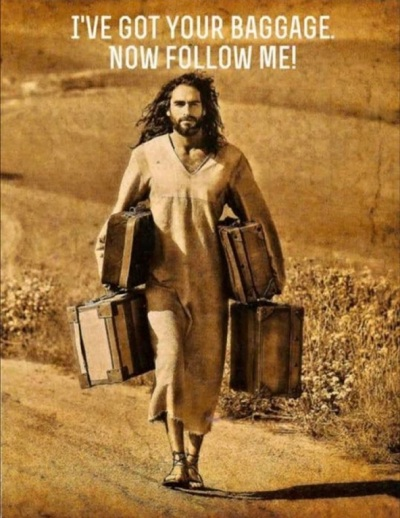 2020_05 28 Jesus got your baggage