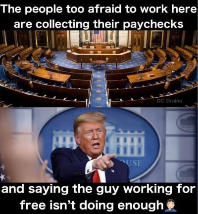 2020_05 31 Congress v Trump