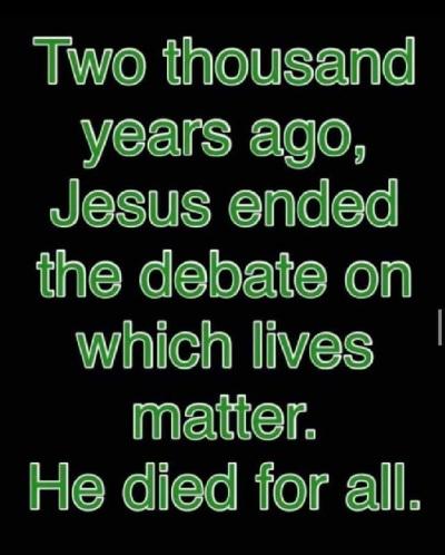 2020_06 03 All Lives Matter