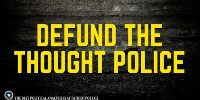 2020_06 12 Defund thought police