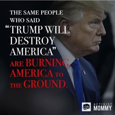 2020_06 13 Destroying America