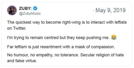2020_06 27 tolerance tweet