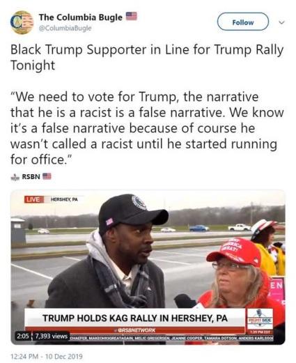 2020_08 10 Black Trump Supporter