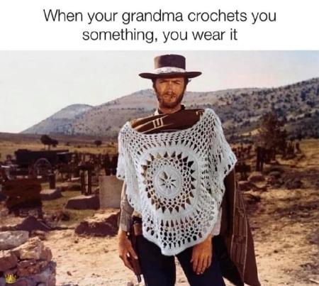 2020_08 10 Grandma crochets