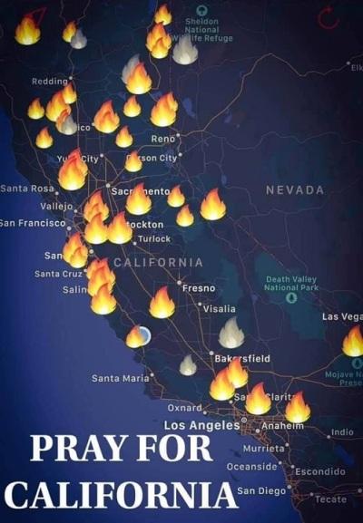 2020_08 25 Pray for California