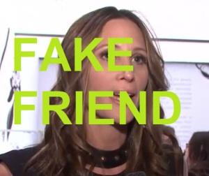 2020_08 31 fake friend
