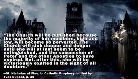 2020_09 02 Catholic prophecy The Church