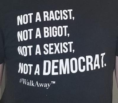 2020_09 02 Walk Away tshirt